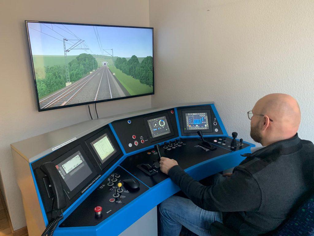 Zusi Bahnsimulator Training