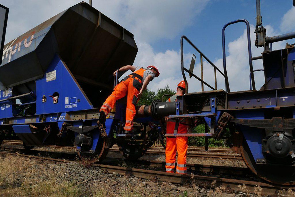 Ausbildung zum Wagenmeister im Güterverkehr