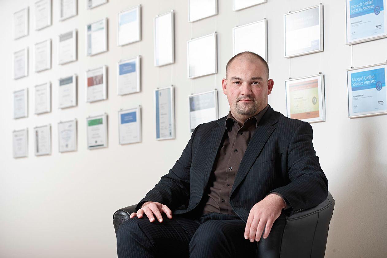 Robert Nahrstedt übernimmt Geschäftsführung der NEF