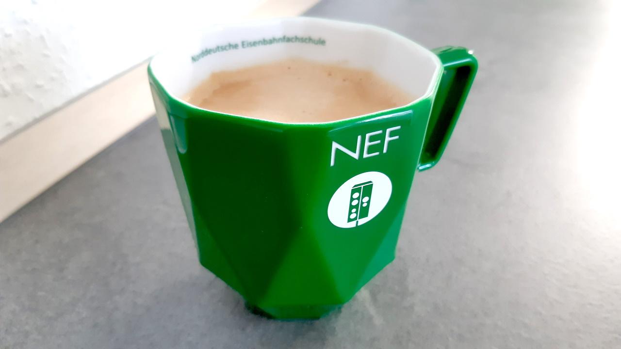 Eine Tasse mit Klasse: So genießen unsere Teilnehmer bald Ihren Kaffeetraum
