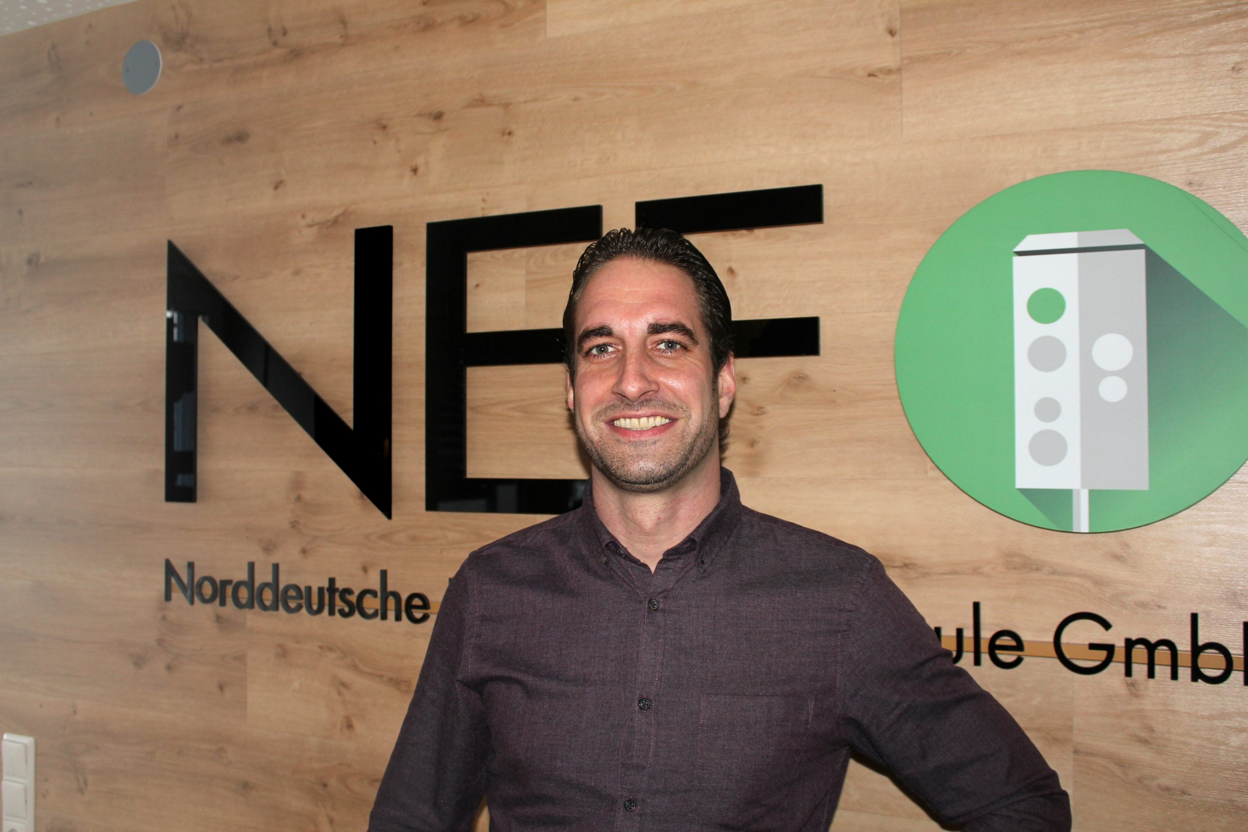 NEF begrüßt David Pudritzki als neuen Dozenten am Standort Bochum