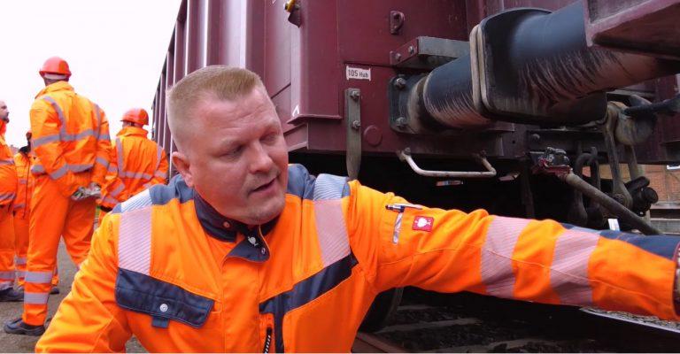 Der Praxis-Ausbildung auf den Zahn gefühlt: Weiterbildung zum Lokführer am Rangierbahnhof in Weferlingen