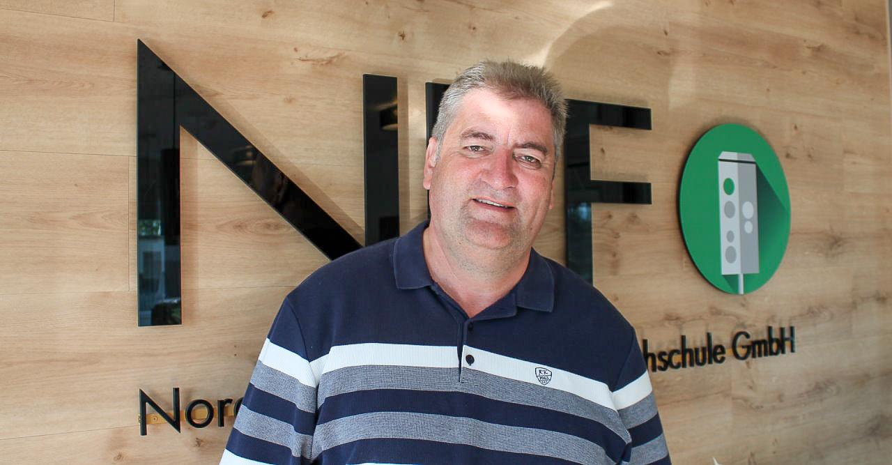 NEF begrüßt Frank Tichelkamp als neuen Mitarbeiter am Standort Osnabrück