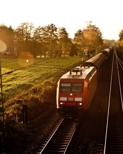 Zug in die Zukunft